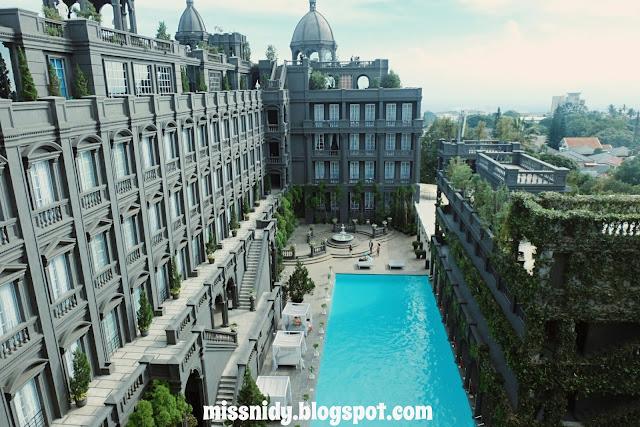 Gh Universal Hotel Bandung