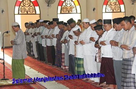 Bacaan Niat Shalat Ied Idul Adha Dan Tata Cara Lengkap Takbirnya