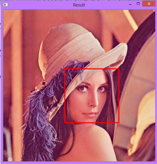 OpenCV Lover: Face Detection in JavaCV using haar classifier