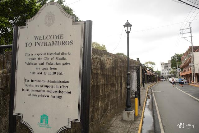 Intramuros photowalk
