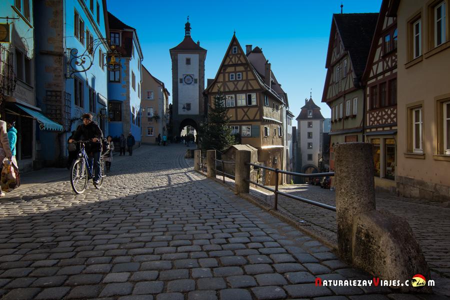 Plölein en Rothenburg ob der Tauber