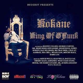 Kokane - King of G-Funk (2016) 320