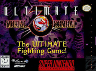Ultimate Mortal Kombat 3 [ SNES ]