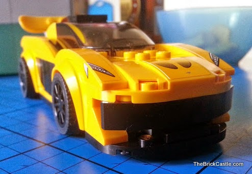 LEGO Speed Champions set guide McLaren P1