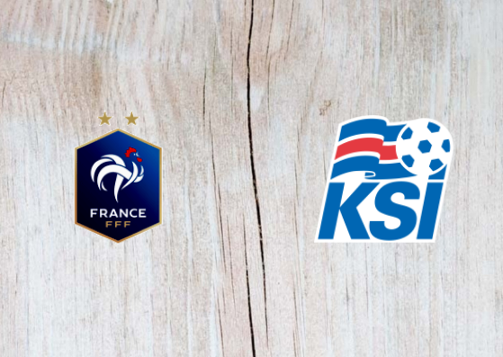 France vs Iceland Full Match & Highlights 11 October 2018