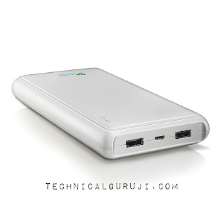 Syska Power Pro 20000 mAH Power Bank