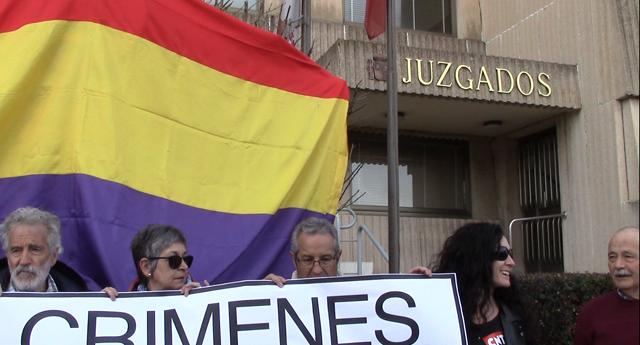 Miranda de Ebro se querella contra los crímenes del franquismo