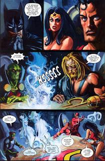 Liga da Justiça: Os Sete Sinistros massa veio qh 2000