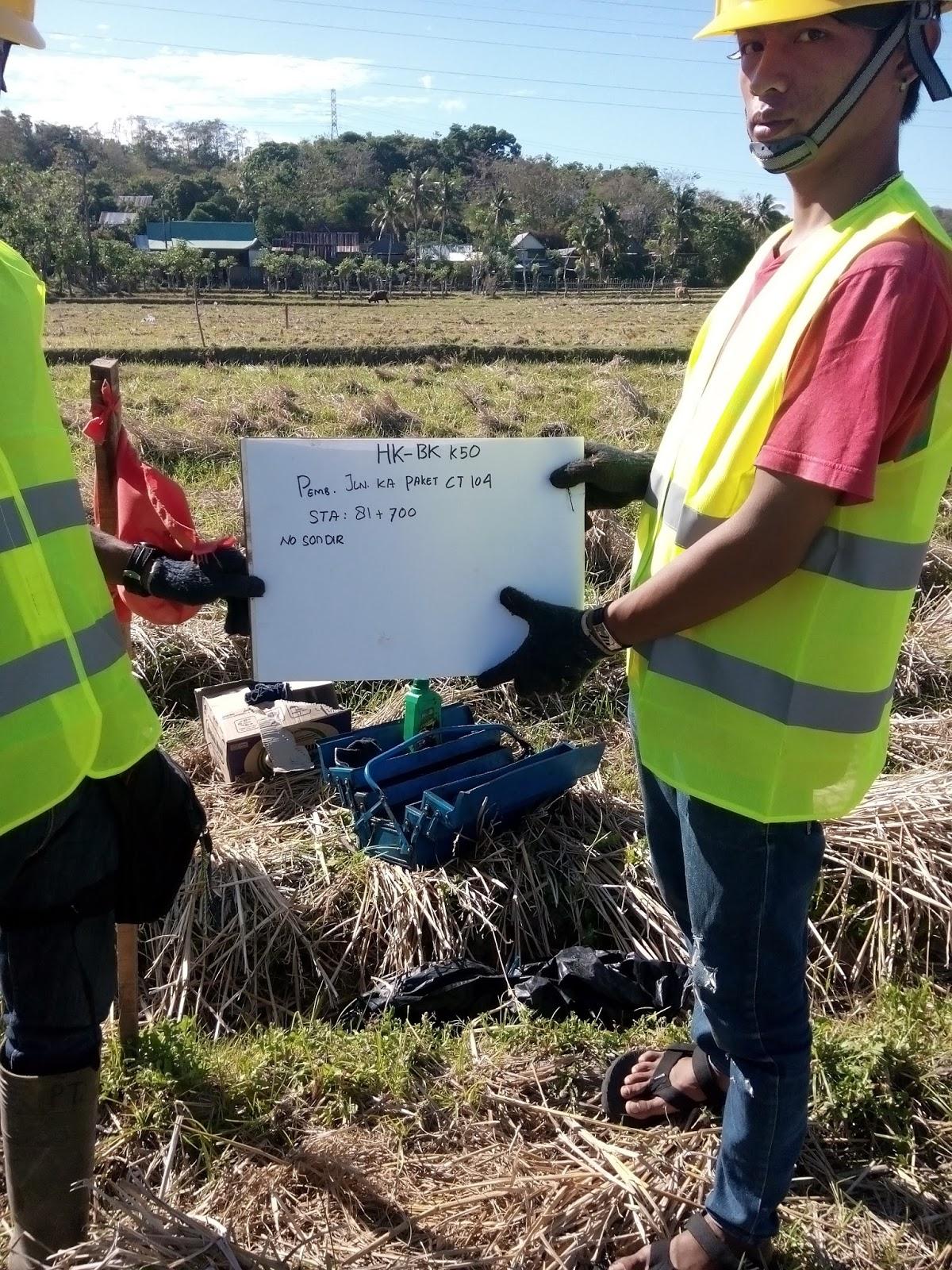 Jasa Uji Tanah Sondir Dan Boring Makassar