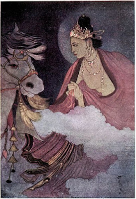 depature of siddhartha