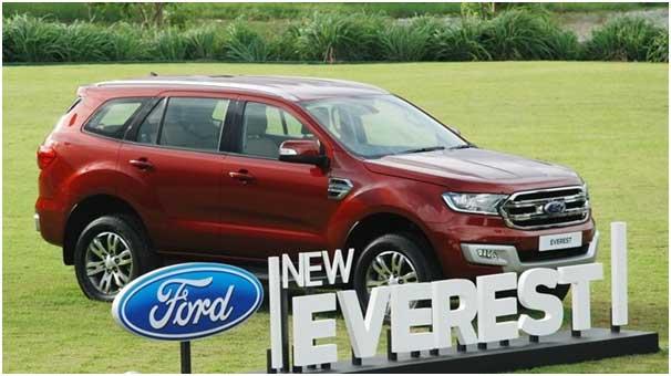 Cùng leo núi với phiên bản mới ô tô của Ford