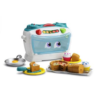 LeapFrog Number Lovin' Oven #HolidayGiftGuide