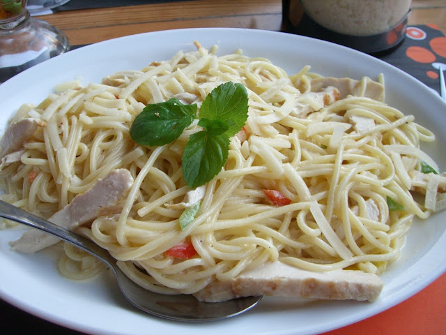 Receta de Espaguetis sencillo y rico