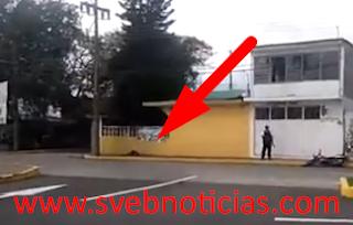 Balacera en Orizaba hoy Miercoles deja un muerto