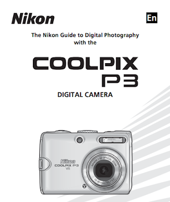 Nikon Coolpix P3 User Manual