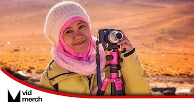Tips Jadi Traveler Ala Asma Nadia