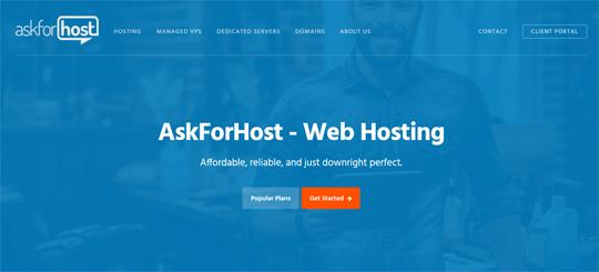 Askforhost.com Giveaway Sponsor