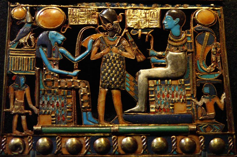 CITIES IN THE SKY: ANCIENT EGYPTIANS HAD SPACE TRAVEL