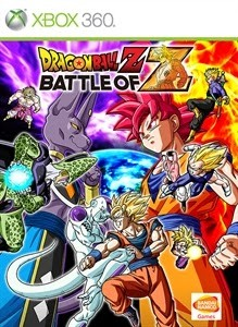 Baixar Grátis Dragon Ball Z: Battle of Z XBOX 360