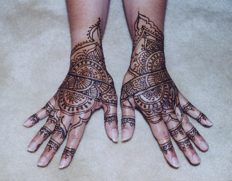 Henna Tattoo Vs Real Tattoo: Henna Tattoo Hawaii