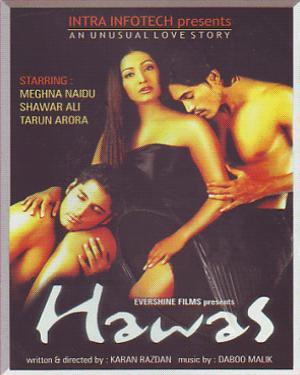 Hawas 2004 Hindi DVDRip 700mb