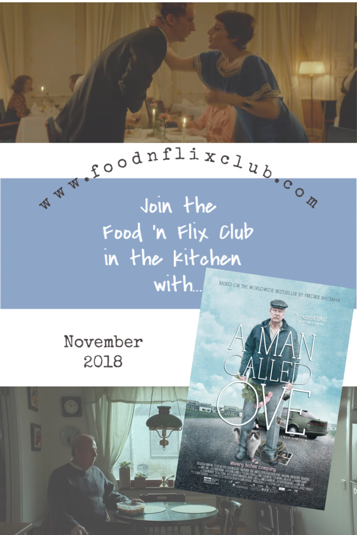 Recipes inspired by A Man Called Ove #FoodnFlix