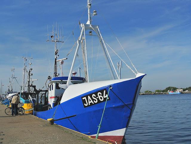 kuter Jastarnia, jak wygląda port i przystań jachtowa