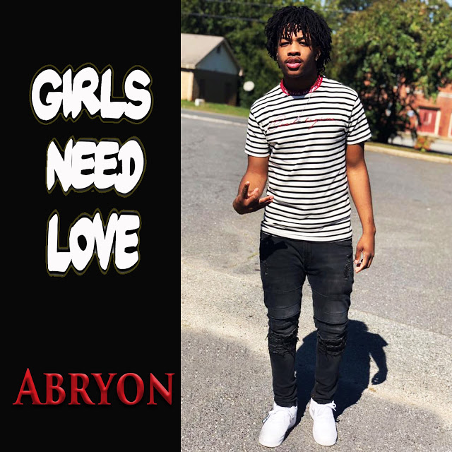 """Girls Need Love 2"" // Abryon drops sensual visuals for new-age love banger"