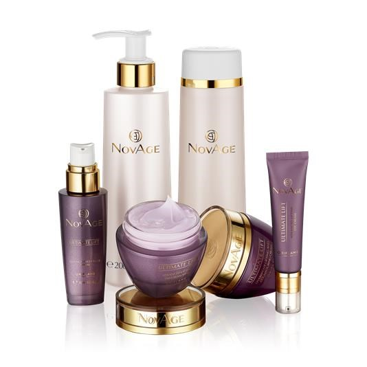 Novage Ultimate Lift Set Solusi Kulit Kendur