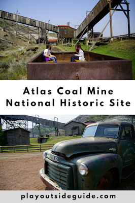 Journey back in time at Atlas Coal Mine National Historic Site