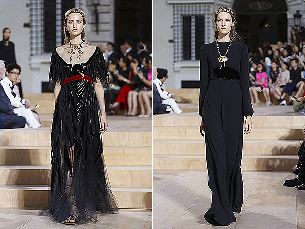 2015/07/10 Fashion Week in Paris: valentino 1