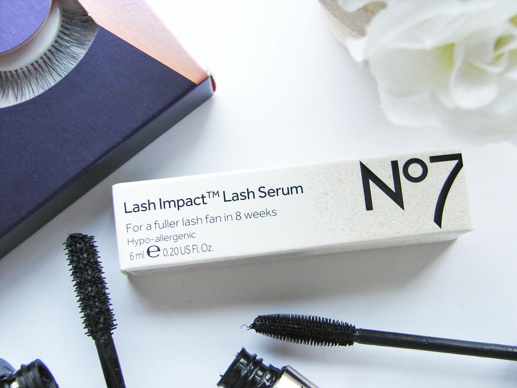 No7 'Lash Impact' Lash Serum Reviewed | Pretty and Polished