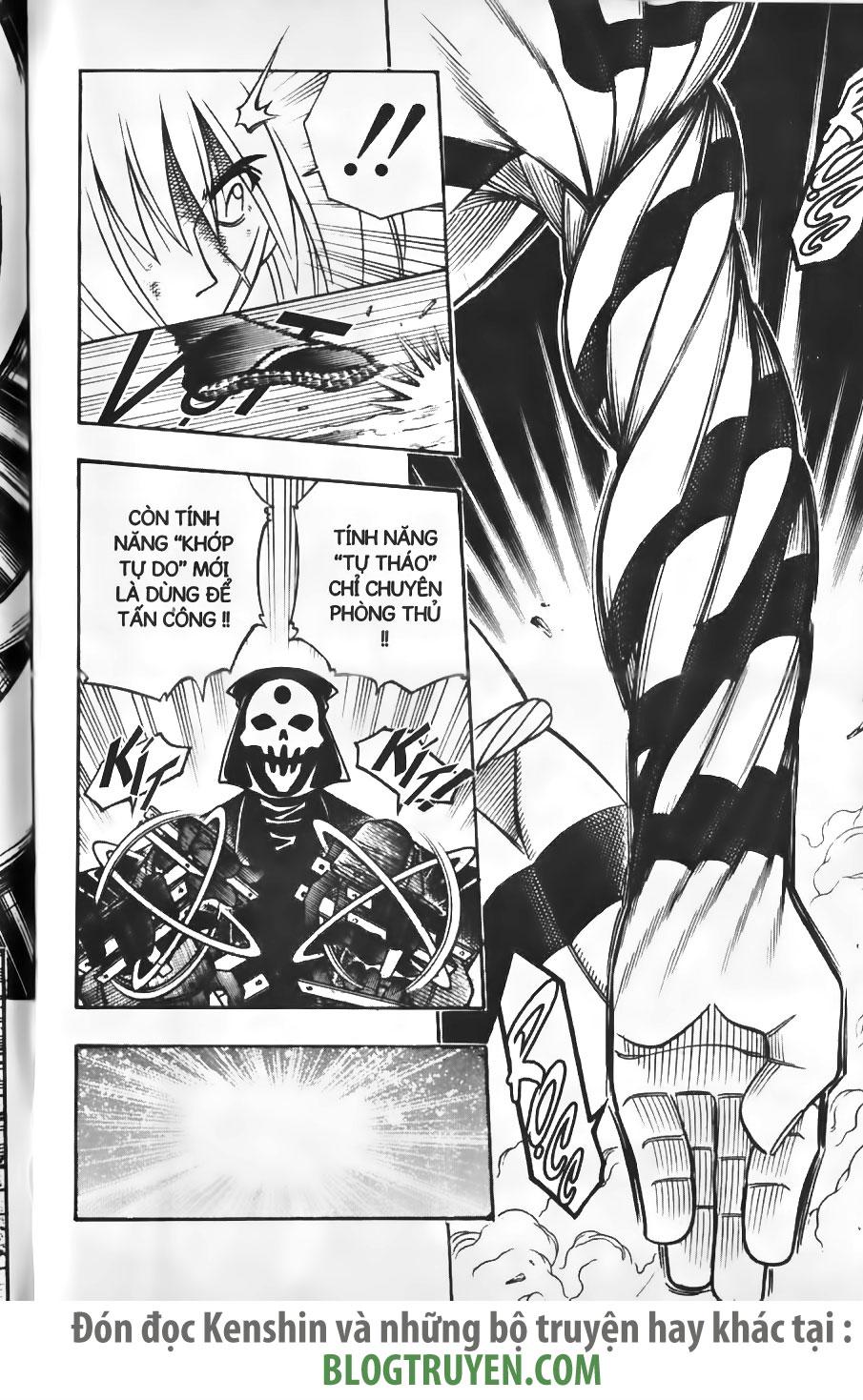 Rurouni Kenshin chap 189 trang 10