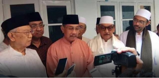 Benarkah Keputusan Anak Cucu Pendiri NU Tak Dukung Jokowi Dipengaruhi Prabowo? Ini Penjelasannya