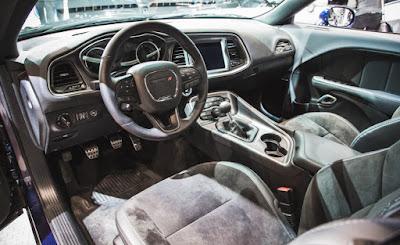 The Dodge Challenger Mopar' 17 limited edition - chicago auto show 2017 dates