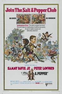Watch Salt and Pepper Online Free in HD