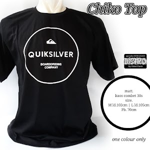 QUICK SILVER CHIKO TOP
