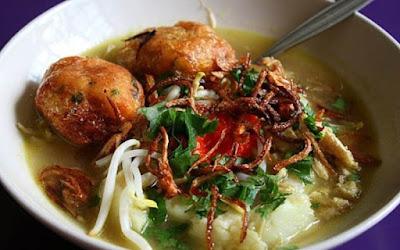 Resepi Soto Ayam Ala-Ala Chef Wan - SedapResepi