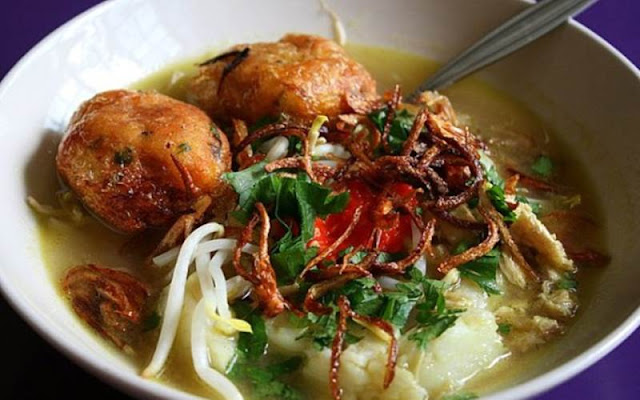 Resepi Soto Ayam Ala-Ala Chef Wan