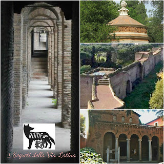 I segreti di Porta Latina: un angolo di pace fra storia, natura e meditazione - Visita guidata con apertura esclusiva Roma