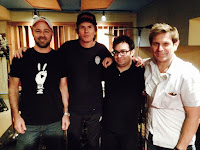 Duran Duran Threshold Recording Studios NYC