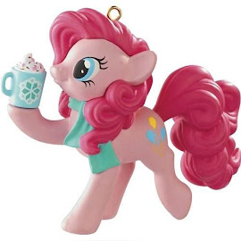 MLP Christmas Ornament Pinkie Pie Figure by Carlton