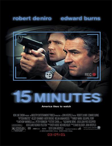 Ver 15 minutos (15 Minutes) (2001) Online
