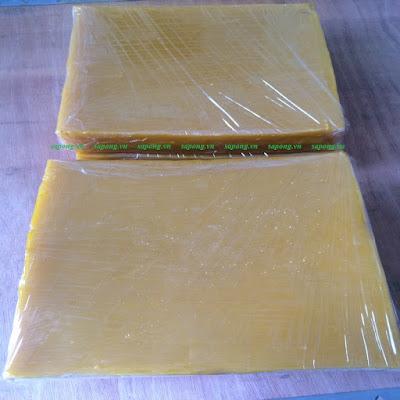 sáp ong vàng nguyên chất