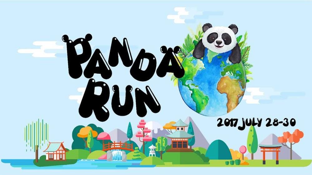 Panda Virtual Run • 2017
