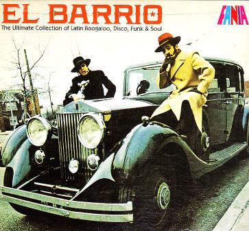 El Barrio Latin Funk: Nuyorican Funk