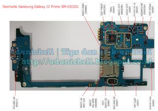 Skematik Samsung Galaxy J2 Prime SM-G532G