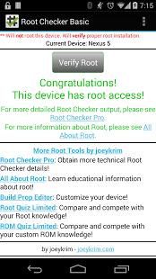Root Checker 2