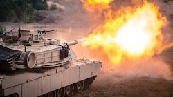 Tank Firing Exercise