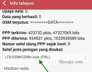 Cara Mengaktifkan Jaringan 4G Redmi 3, 3S, Pro
